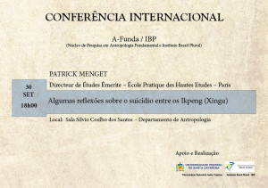 Conferencia Patrick MENGEt